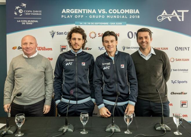 Conferencia Copa Davis-Arg-Col-23
