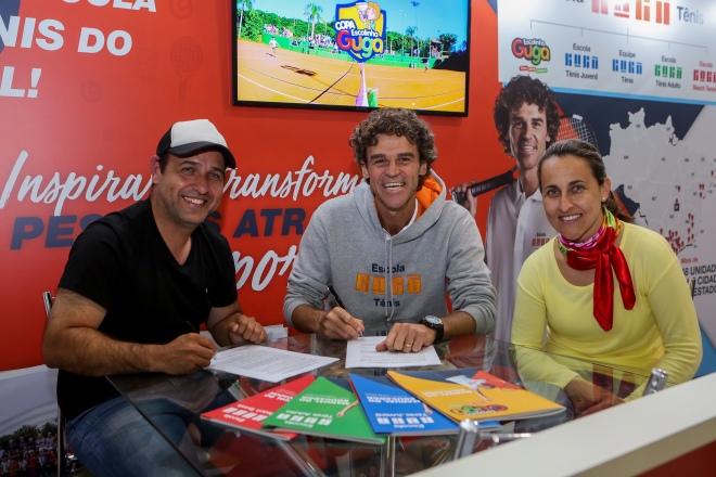 Firma Convenio Little Tenis